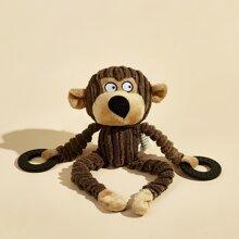 1pc Dog Cartoon Monkey Sound Toy