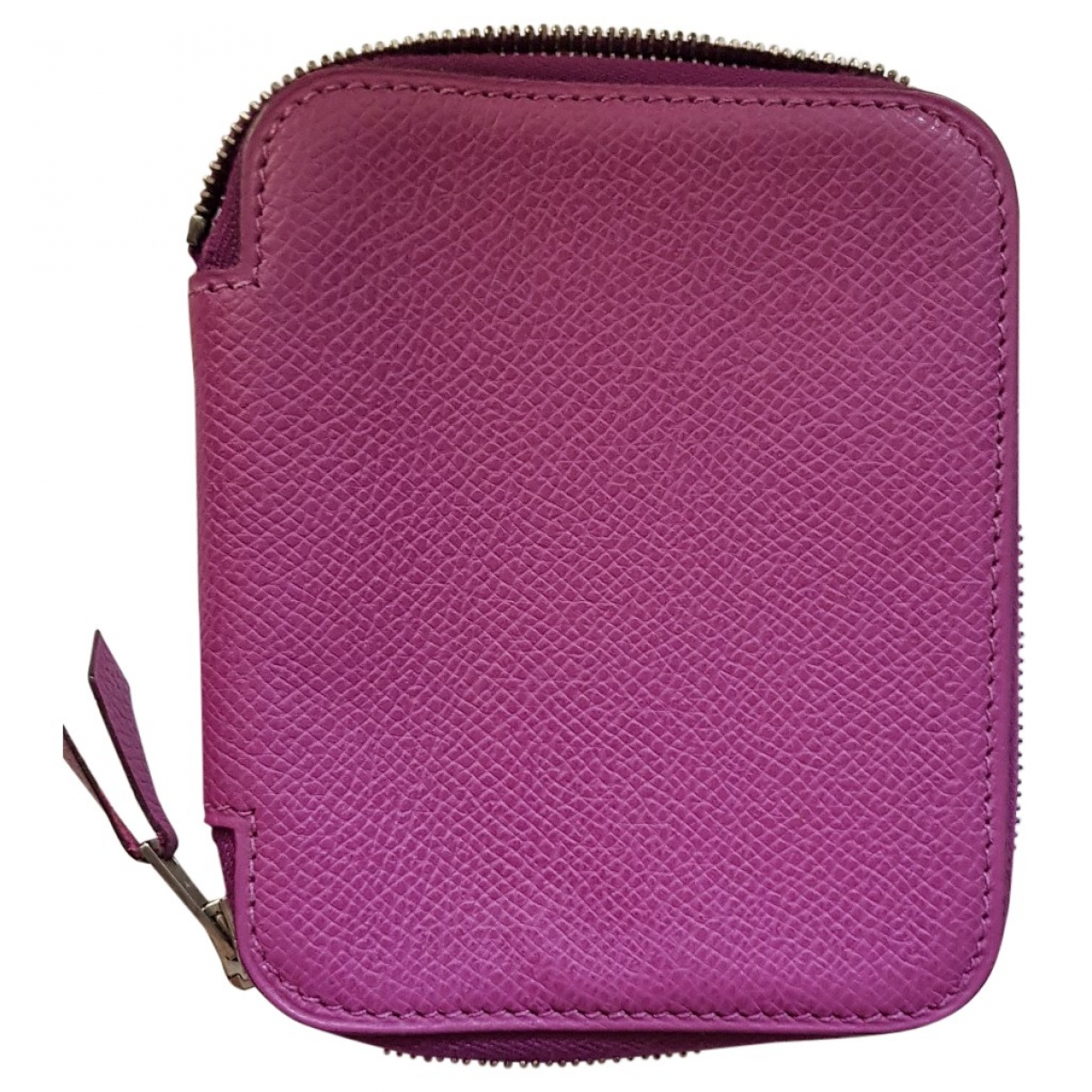 Hermès \N Purple Leather Home decor for Life & Living \N