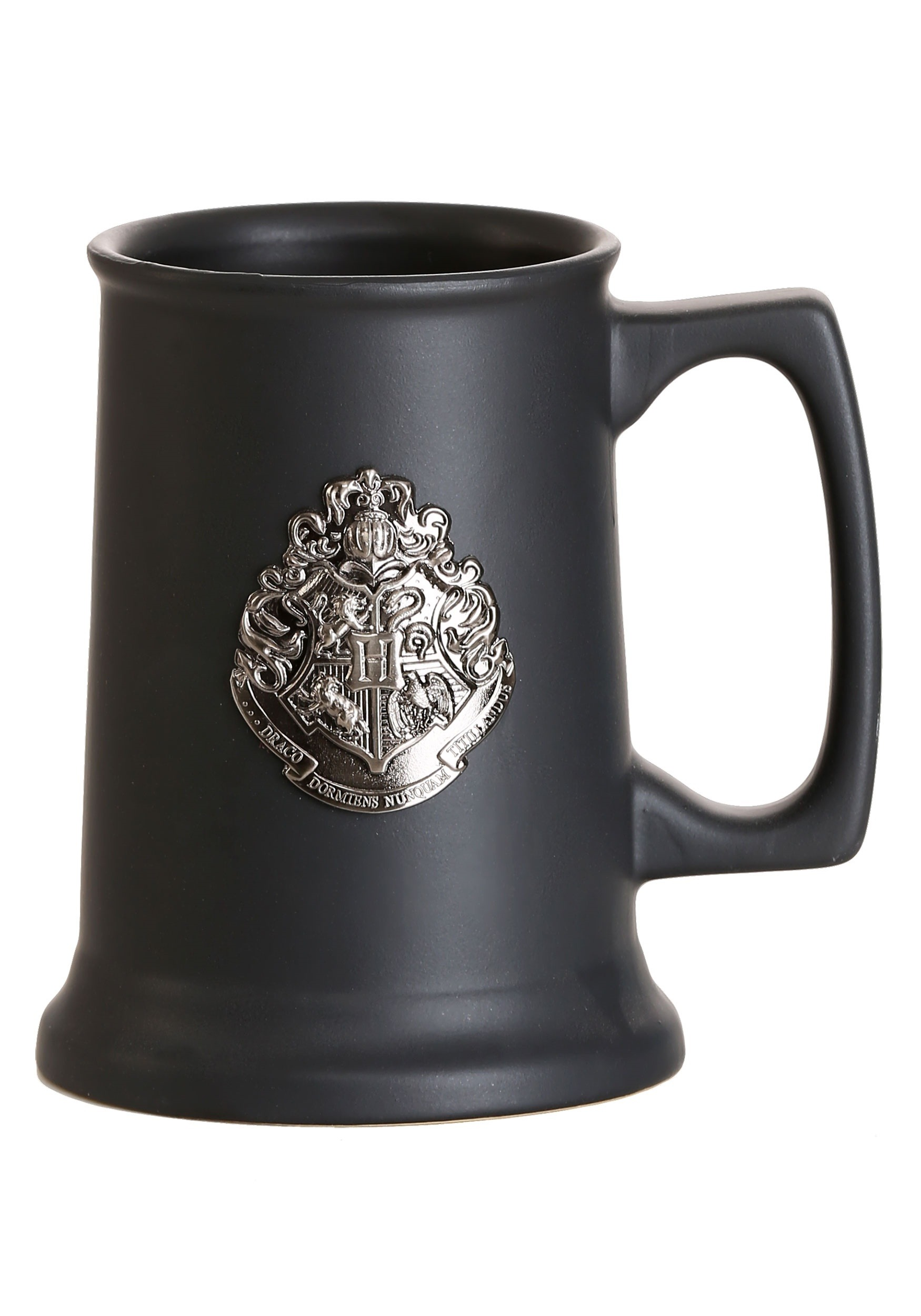 Harry Potter Hogwarts Crest Tall Stein Mug