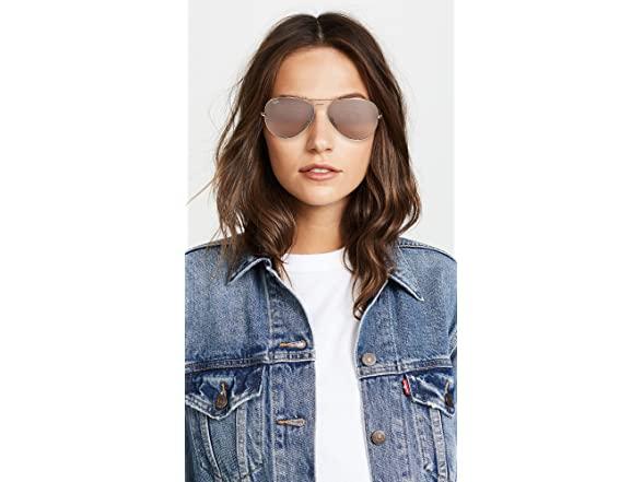 Ray-ban Women's Aviator Sunglasses