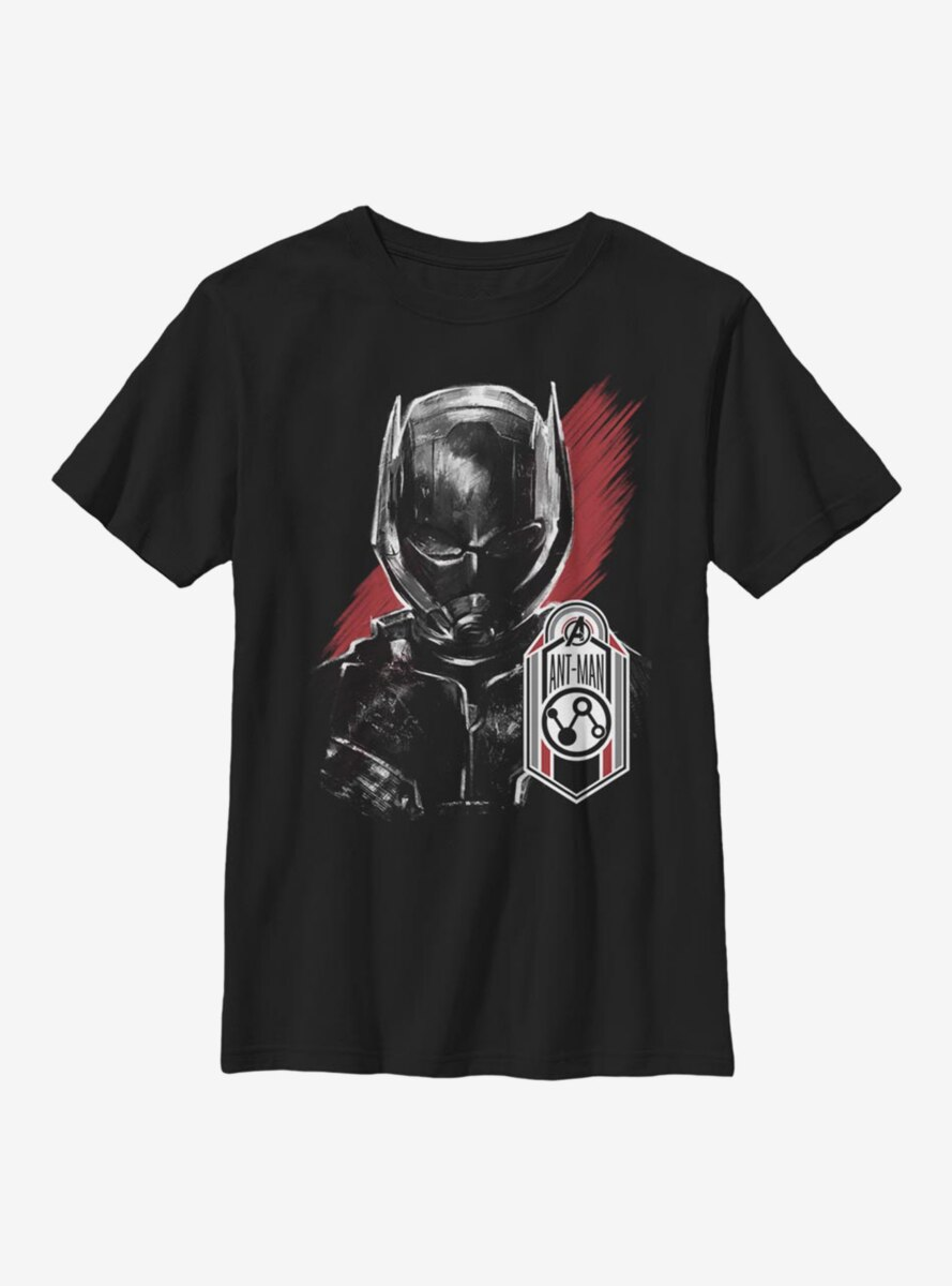 Marvel Antman Tag Youth T-Shirt