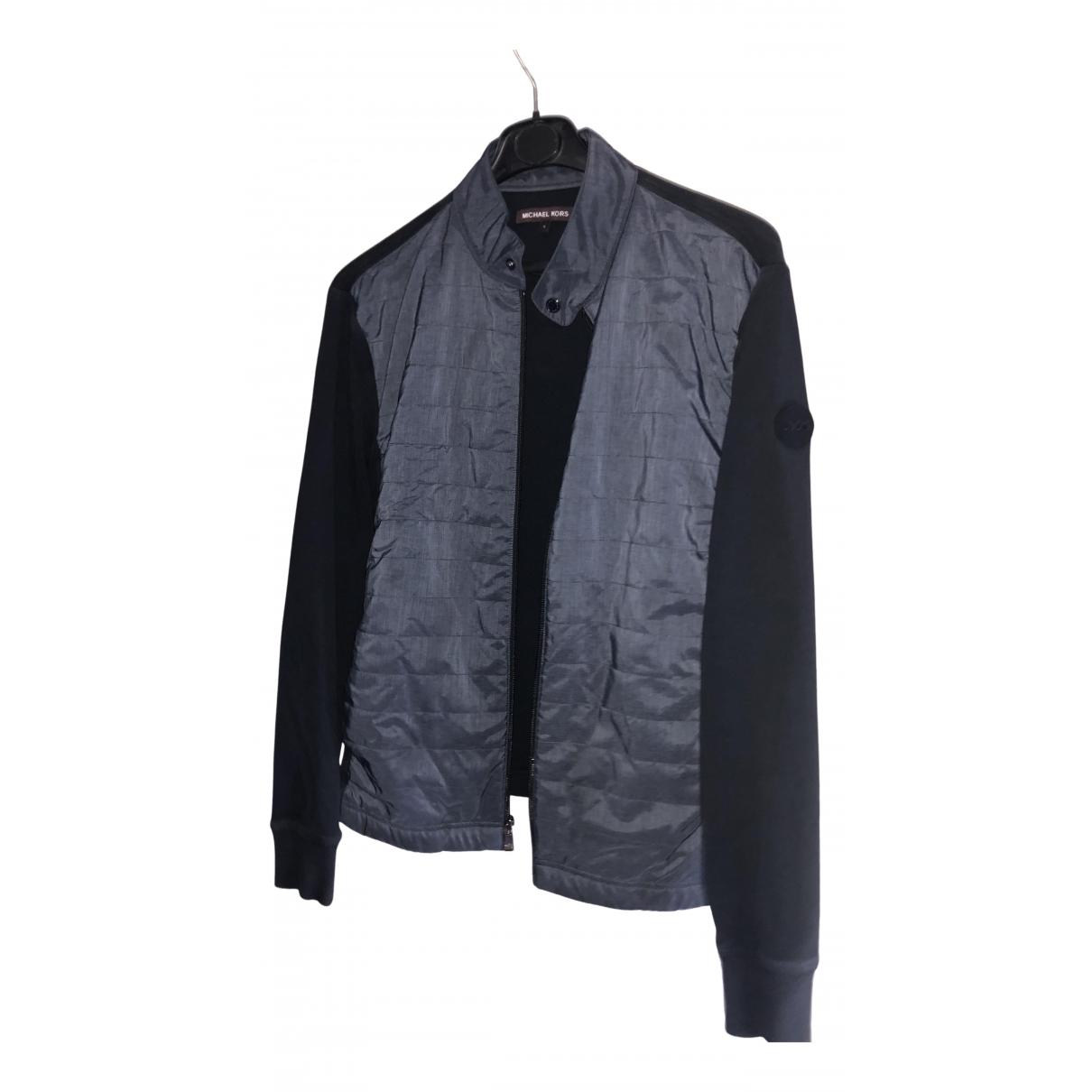 Michael Kors N Black Cotton Knitwear & Sweatshirts for Men S International