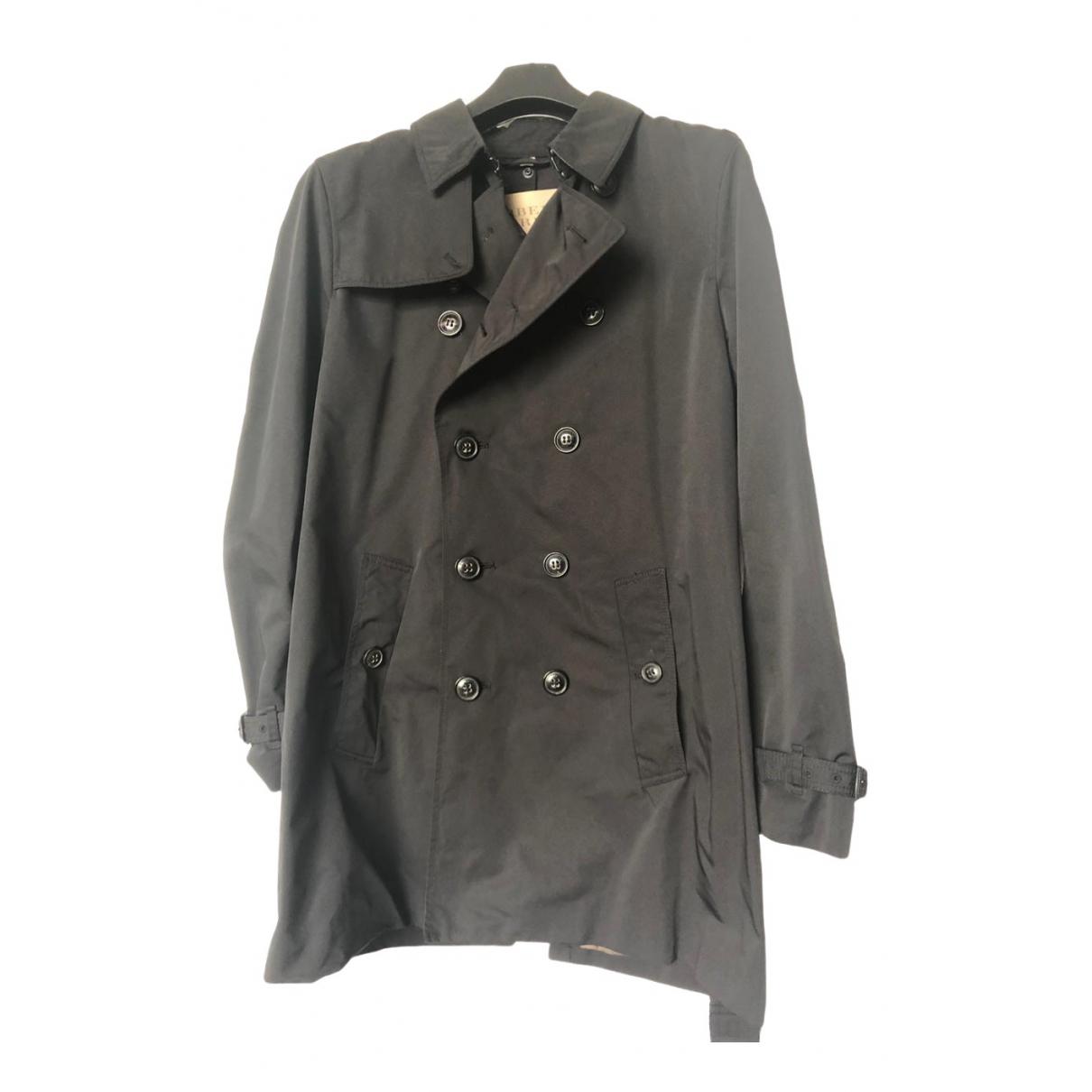Burberry \N Black coat  for Men L International