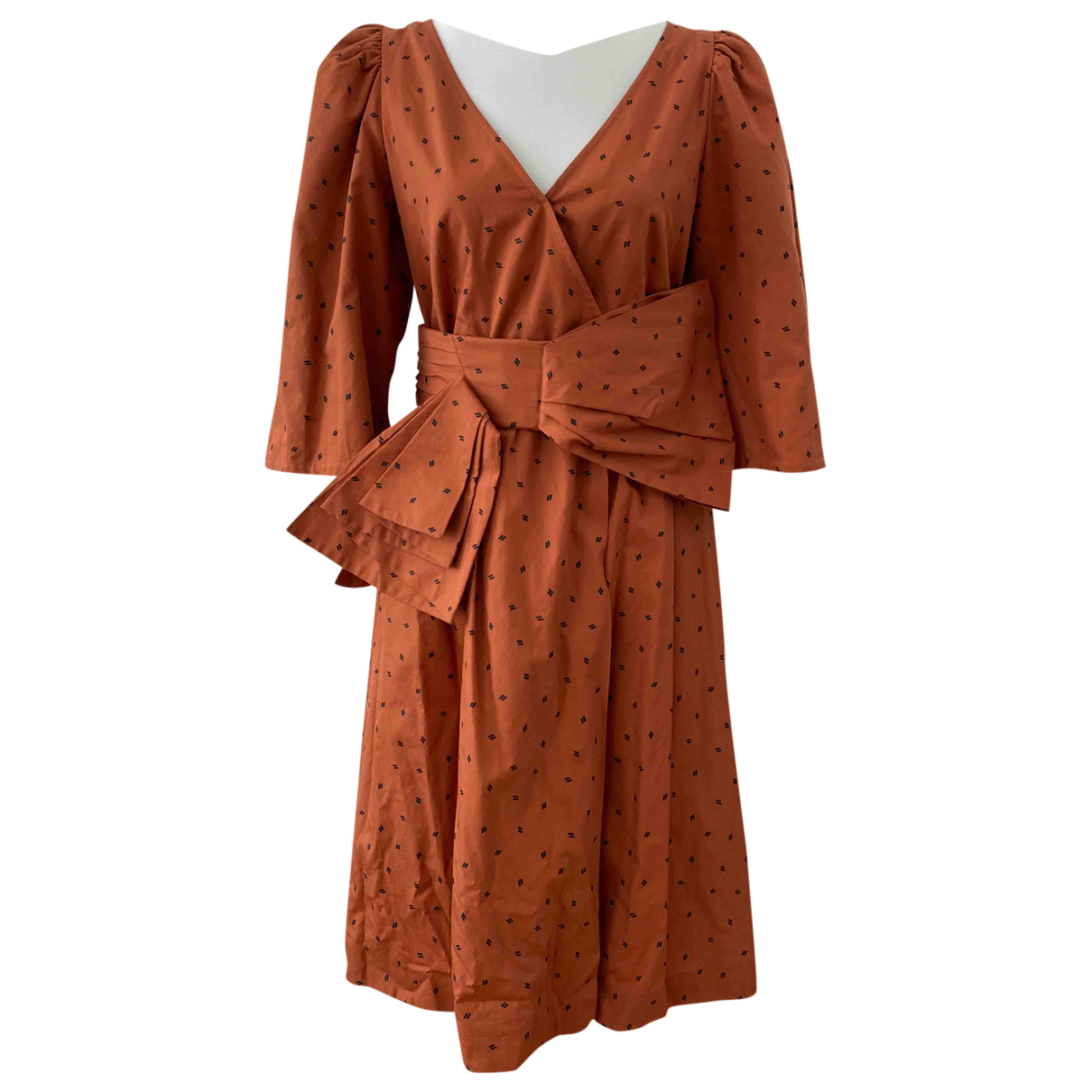 Chloe \N Kleid in Baumwolle