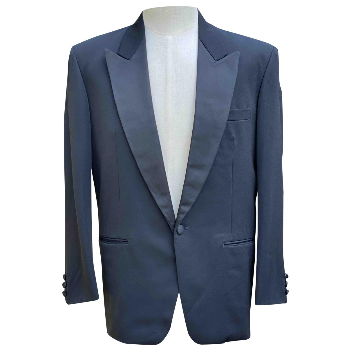 Comme Des Garcons \N Black Wool jacket  for Men M International