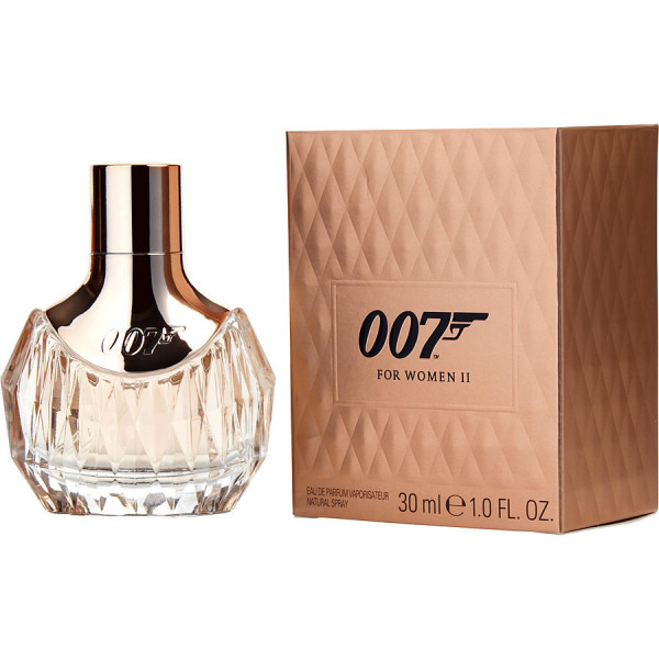 007 For Women II - James Bond Eau de parfum 30 ml