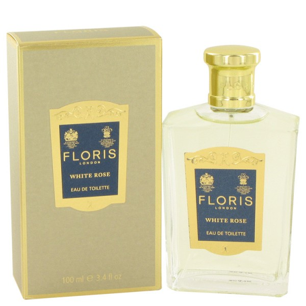 White Rose - Floris London Eau de toilette en espray 100 ML