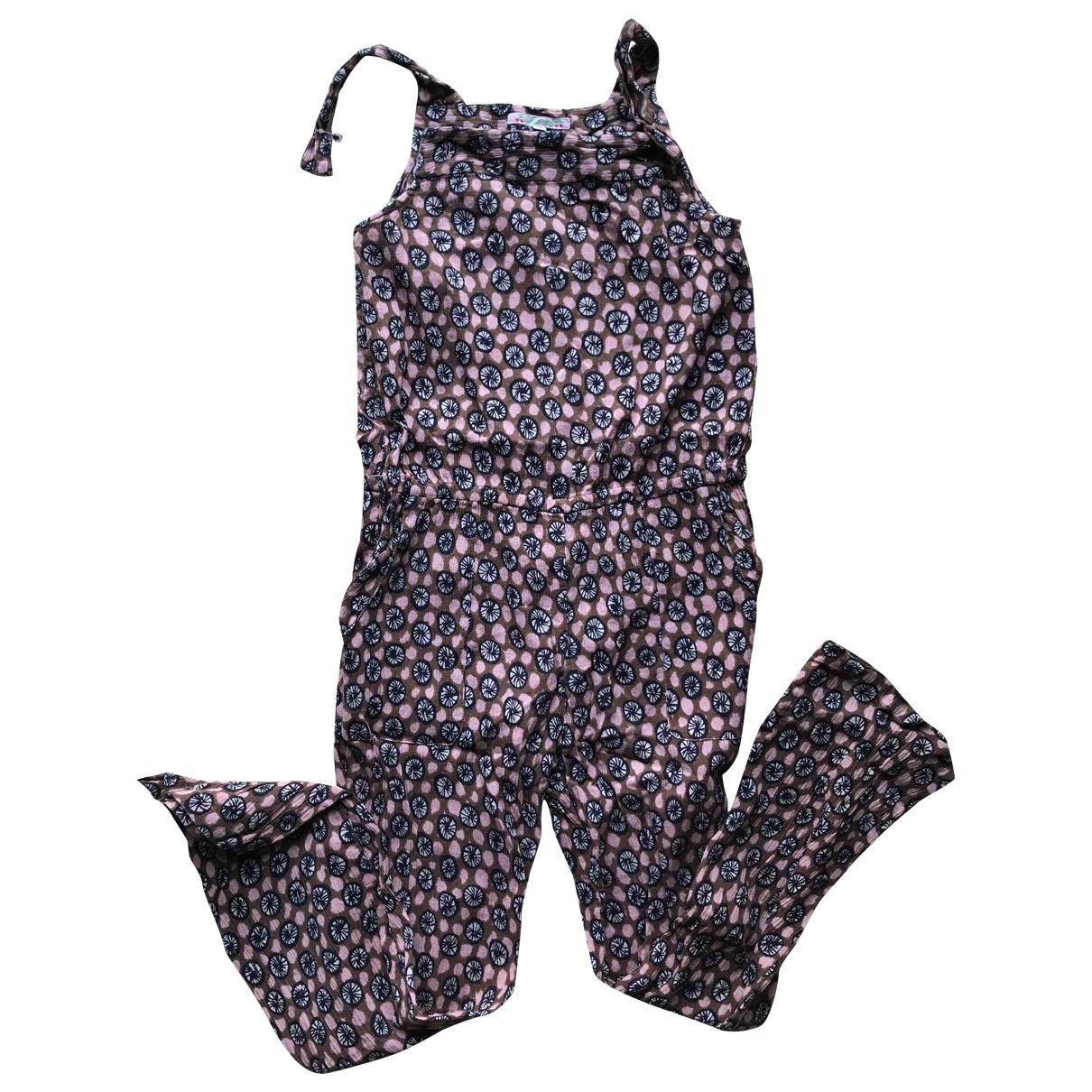 Bonpoint - Pantalon   pour enfant en coton - multicolore