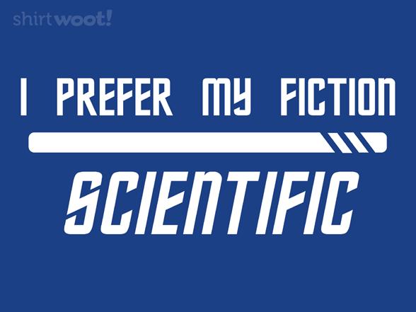 Sci Fi Mission T Shirt