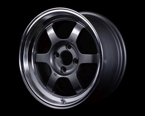 Volk Racing WVDVQ20EG TE37V Wheel 17x9 5x114.3 20mm Gunmetal/Rim DC