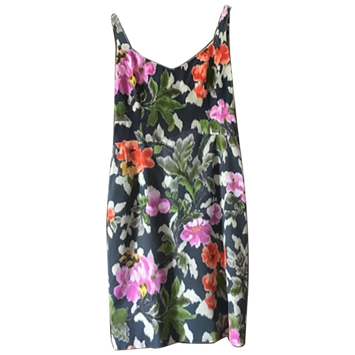Paul Smith - Robe   pour femme en coton - multicolore