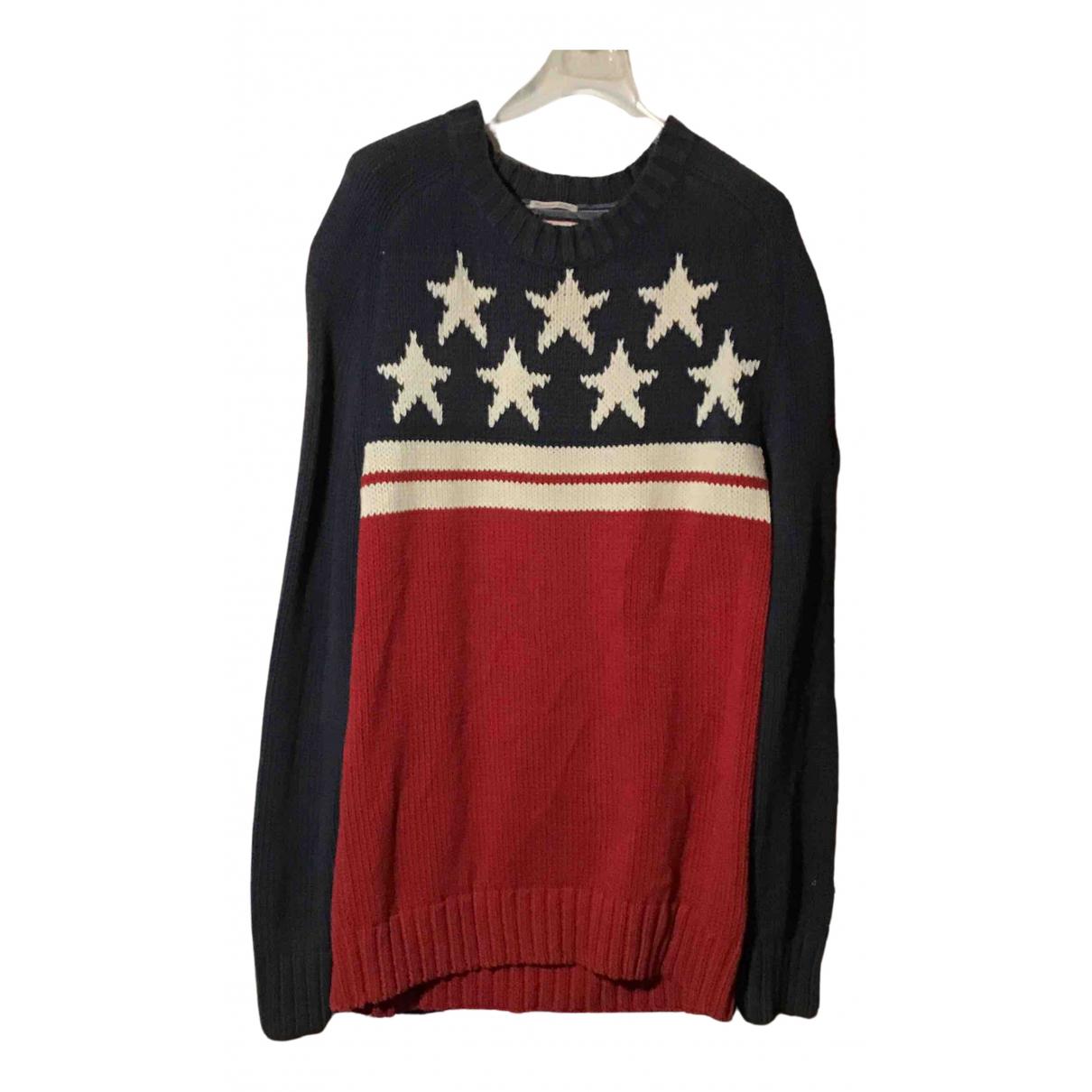 Tommy Hilfiger N Red Cotton Knitwear & Sweatshirts for Men L International