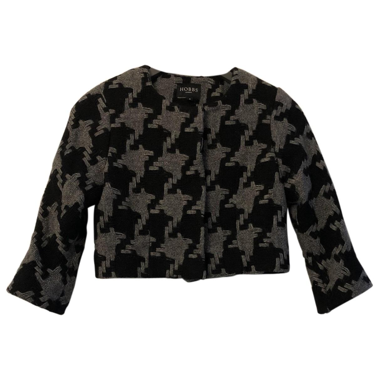 Hobbs - Veste   pour femme en laine - gris