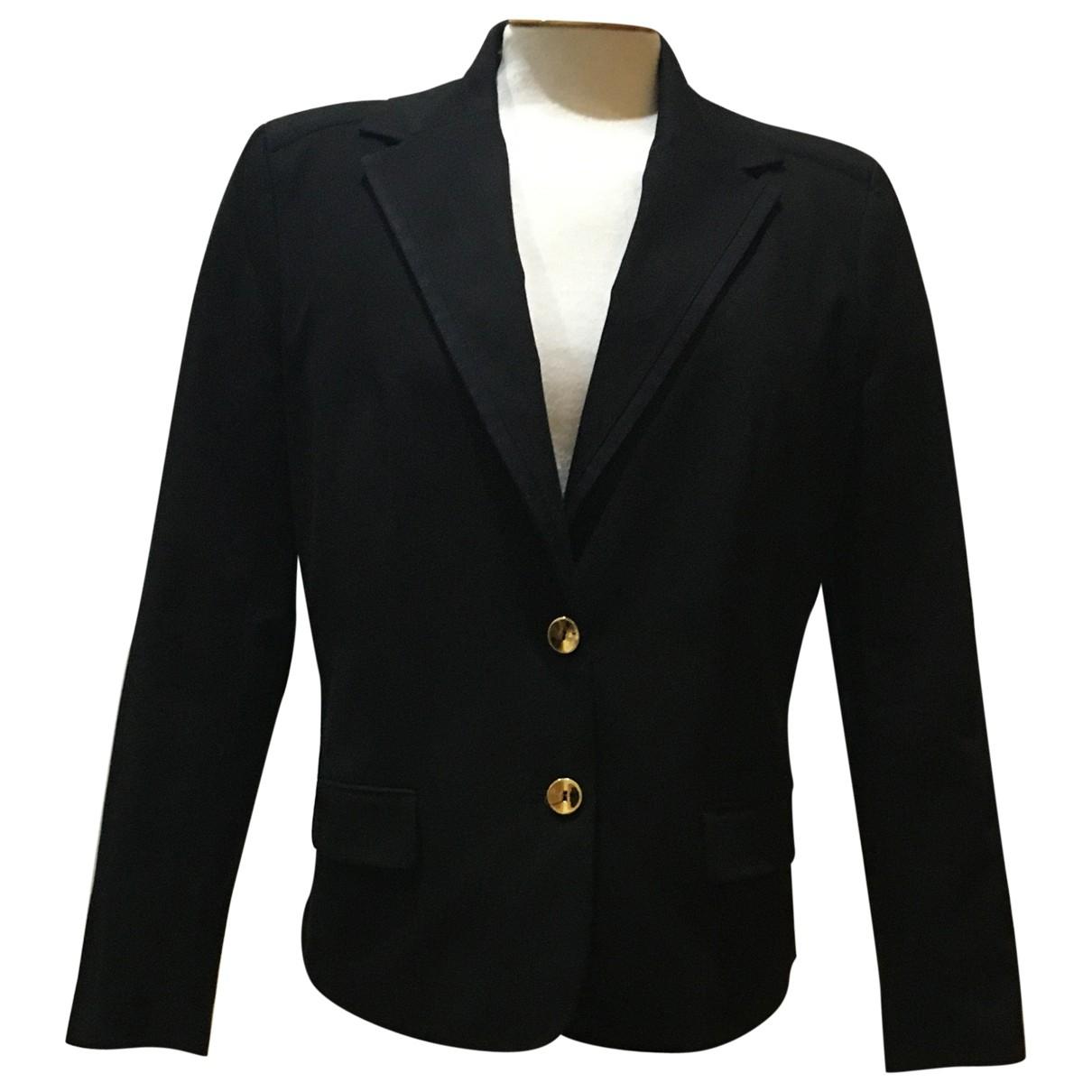 Loewe - Veste   pour femme en coton - noir