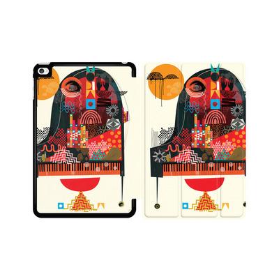 Apple iPad mini 4 Tablet Smart Case - Sound of Joy von Victoria Topping
