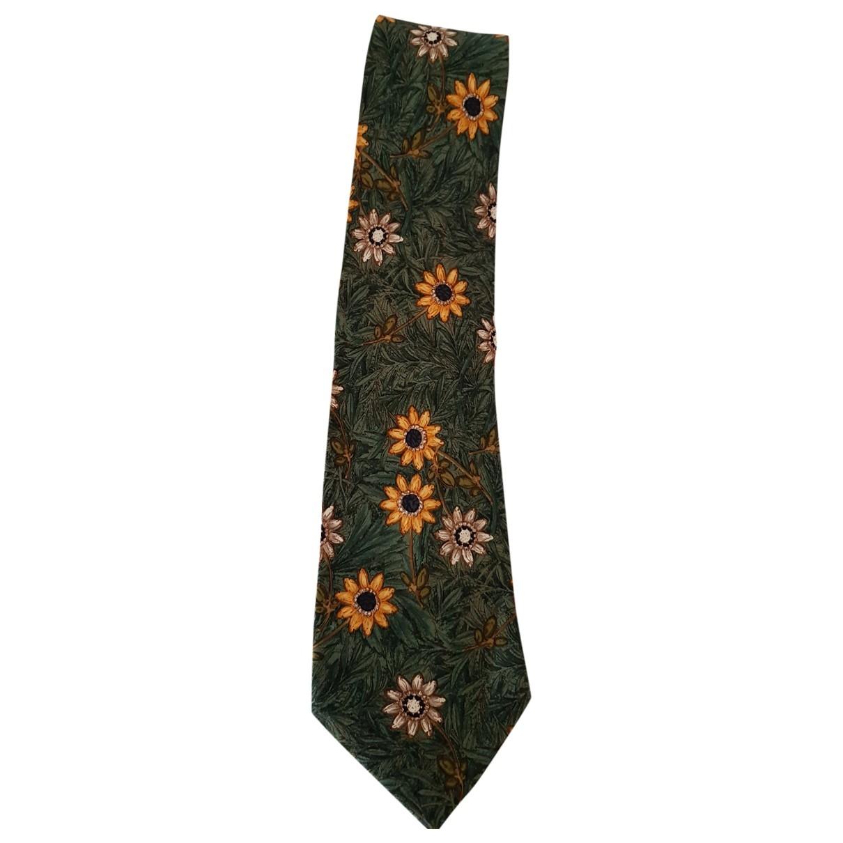 Lanvin \N Multicolour Silk Ties for Men \N