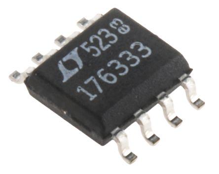 Analog Devices LT1763CS8-3.3#PBF, LDO Regulator, 500mA, 3.3 V 8-Pin, SOIC