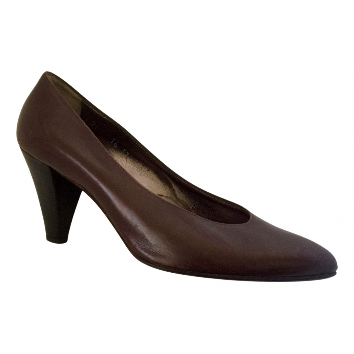 Russell & Bromley \N Pumps in  Braun Leder