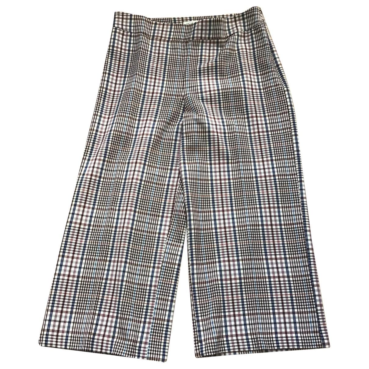 Rachel Zoe \N Multicolour Trousers for Women 14 UK