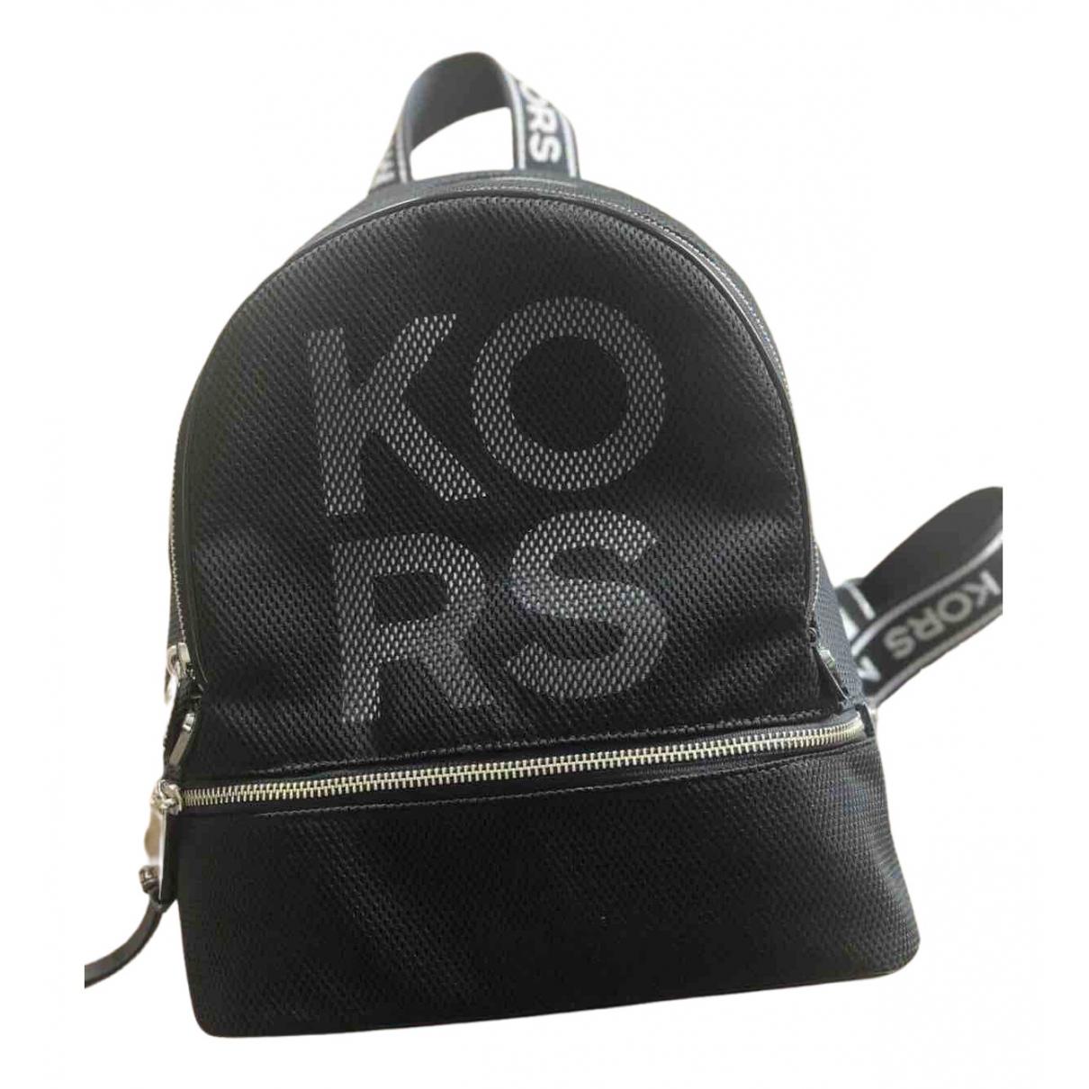 Michael Kors N Black backpack for Women N