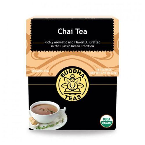 Chai Tea 18 Bags by Buddha Teas