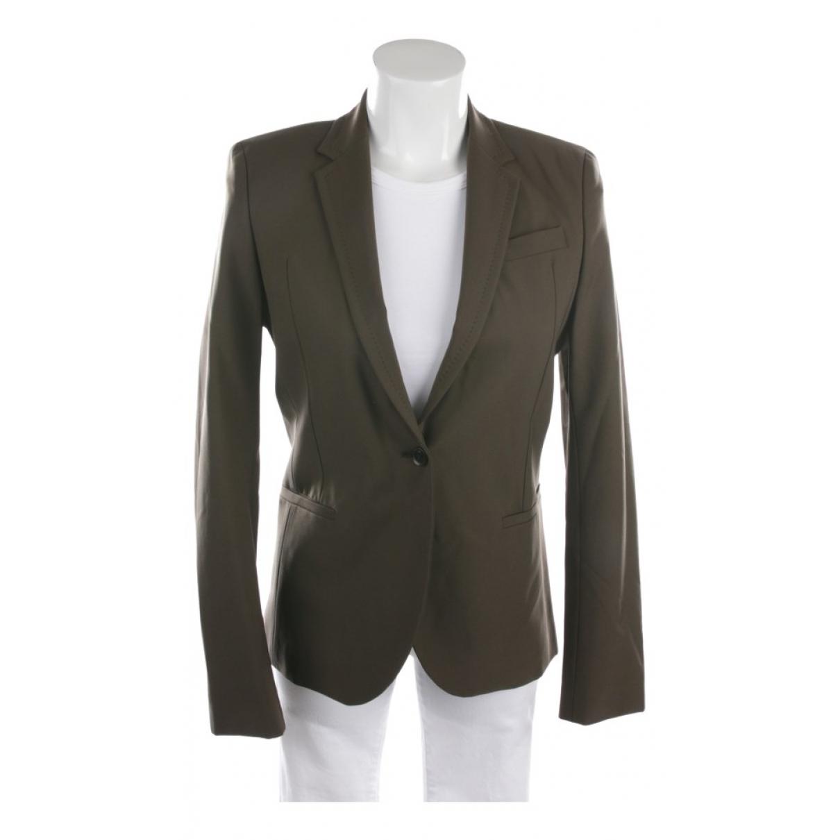 Gucci \N Green jacket for Women 38 FR