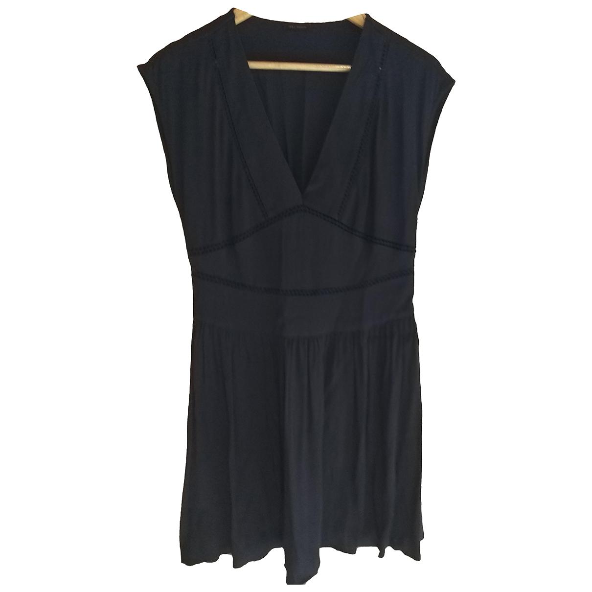 Ikks \N Blue dress for Women 38 FR