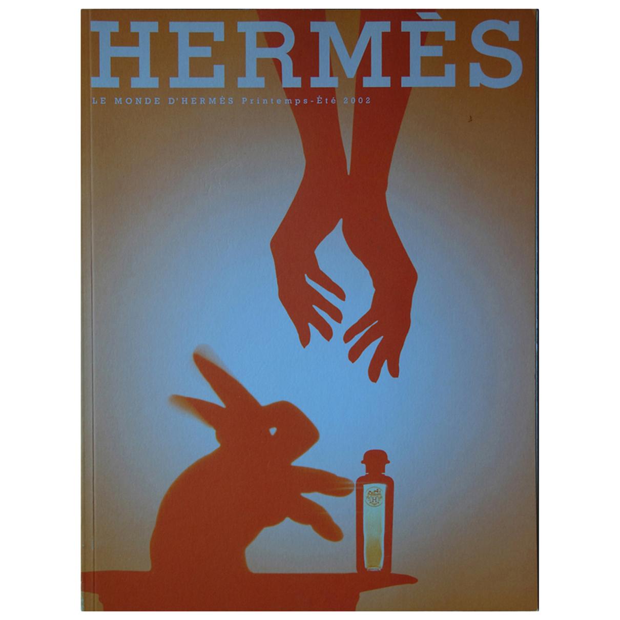 Hermes - Photographie   pour lifestyle en autre - multicolore