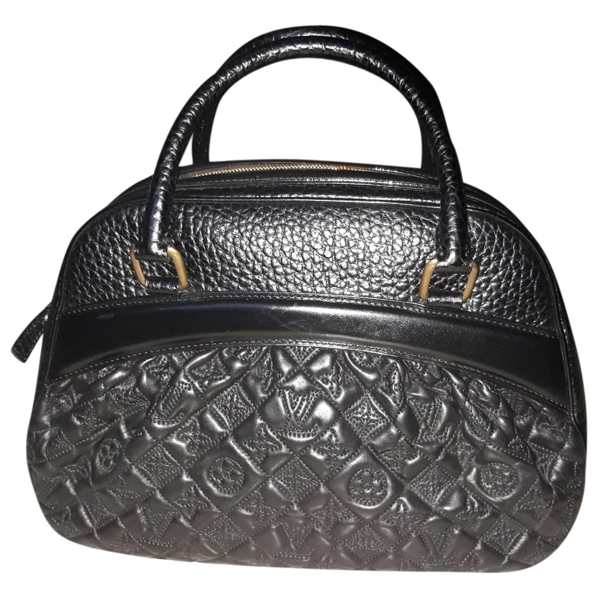 Bolso  Manhattan de Cuero Louis Vuitton