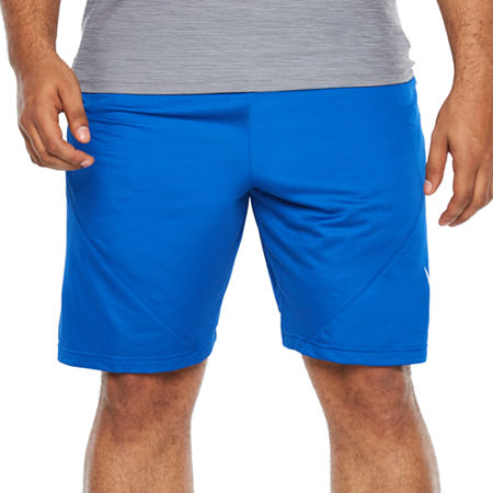 Nike Mens Elastic Waist Basketball Shorts - Big and Tall, 3x-large Tall , Blue