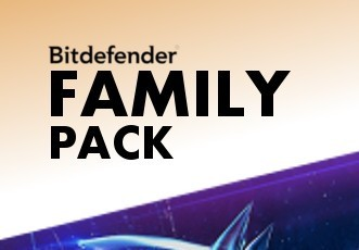 Bitdefender Family Pack 2020 EU Key (2 Years / 15 Devices)