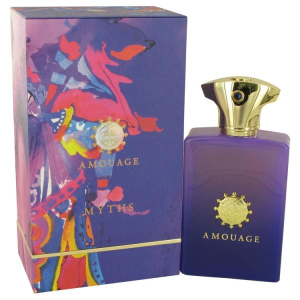 Amouage - Myths : Eau de Parfum Spray 3.4 Oz / 100 ml