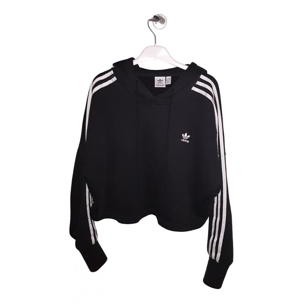 Adidas - Pull   pour femme - noir
