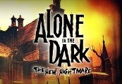 Alone in the Dark: The New Nightmare Steam CD Key