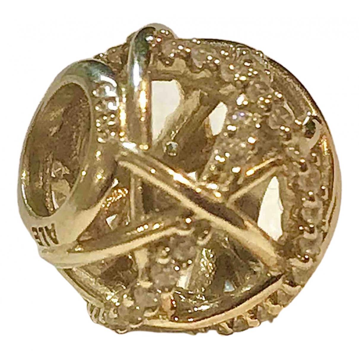 Pandora \N Anhaenger in  Gold Gelbgold