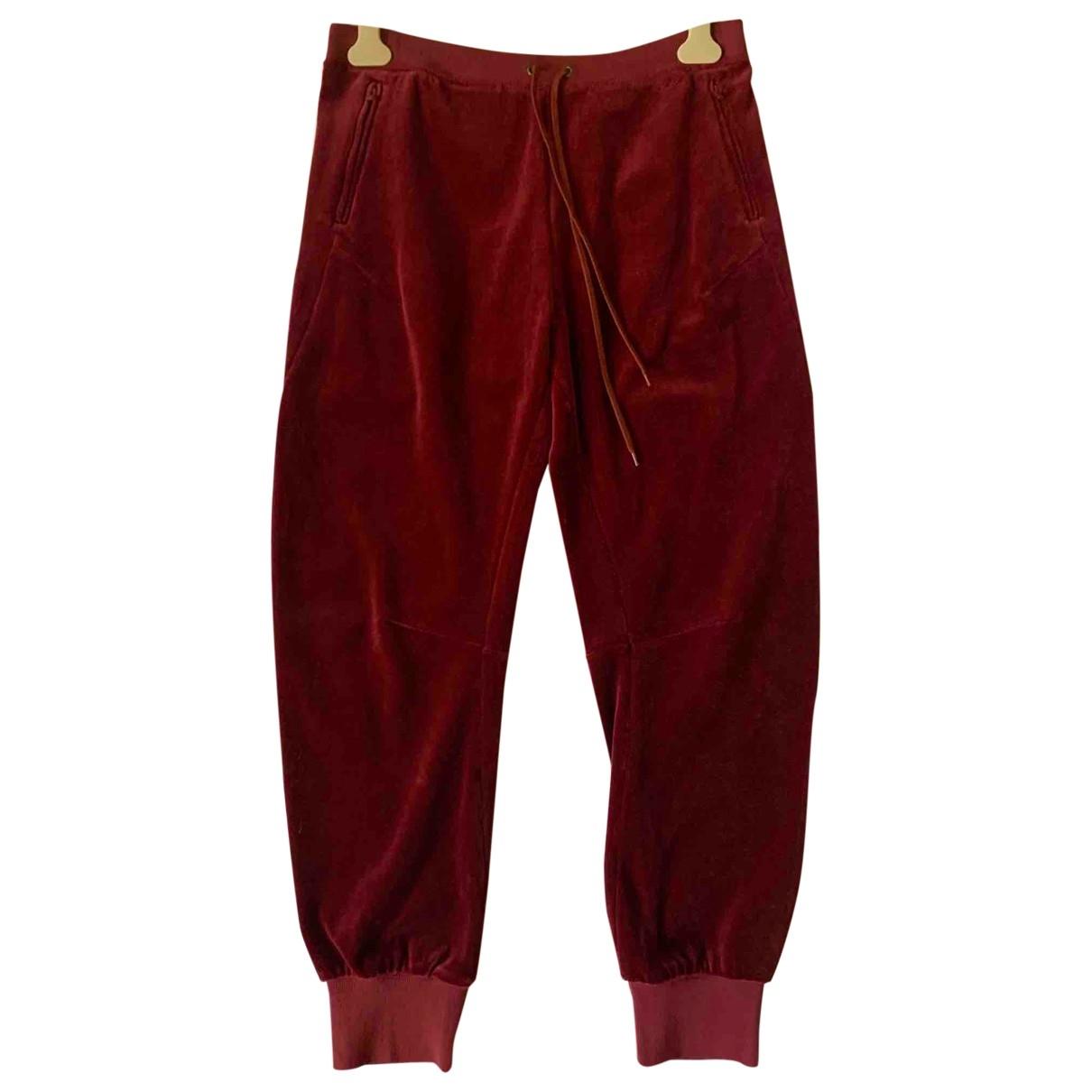 Pantalon de Terciopelo Chloe