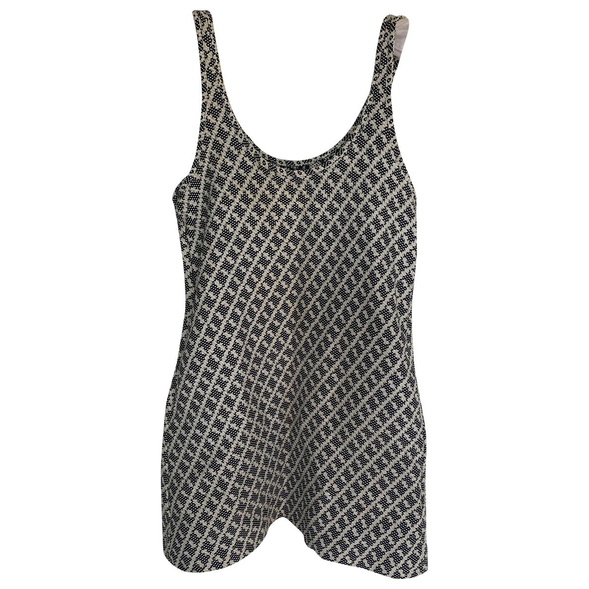 Margaux Lonnberg \N Kleid in  Bunt Baumwolle