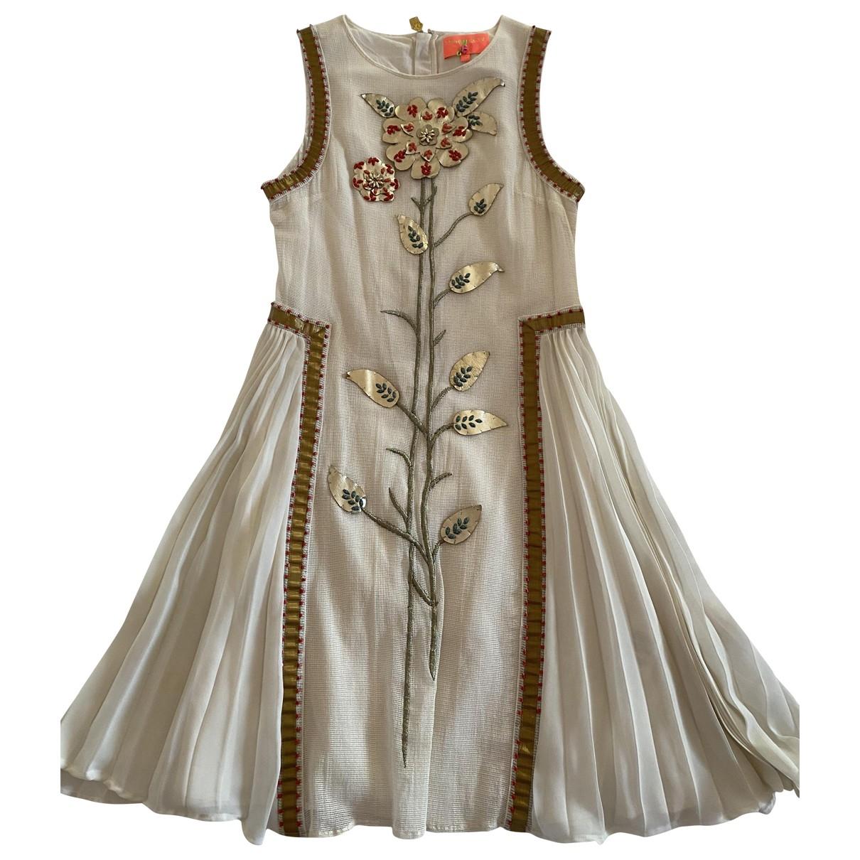 Manoush \N Kleid in Baumwolle
