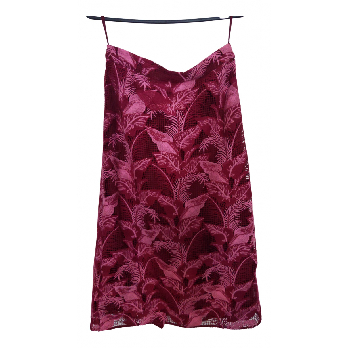 House Of Holland \N Rocke in  Rosa Polyester