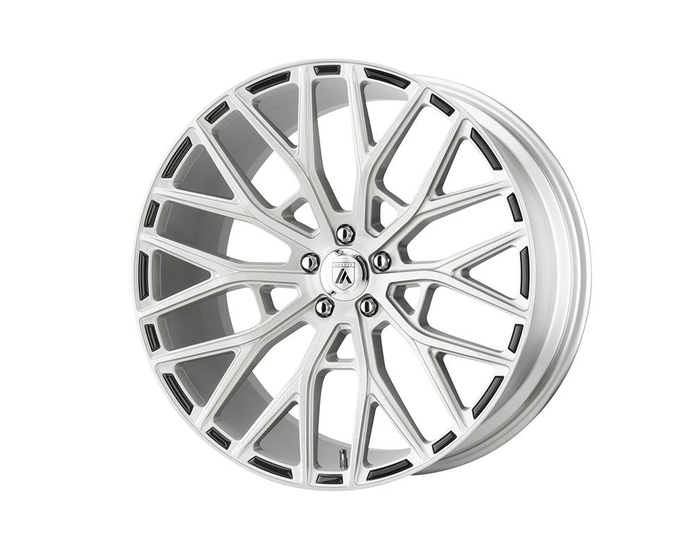Asanti ABL21-22905632SL Black ABL-21 Leo Wheel 22x9 5x5x112 +32mm Brushed Silver