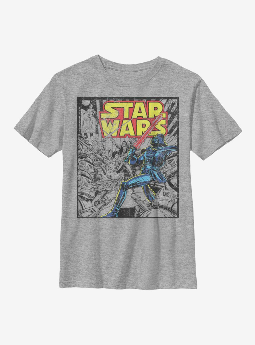 Star Wars First Confrontation Youth T-Shirt
