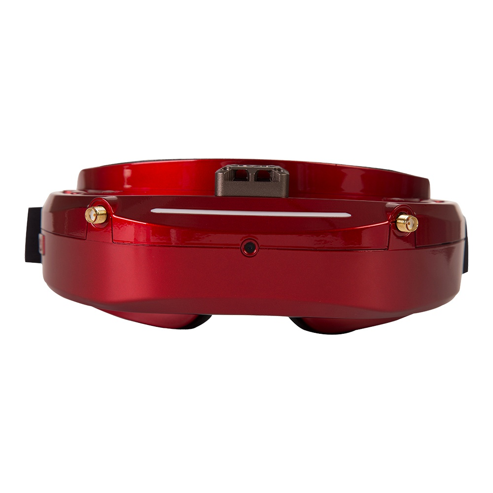 Skyzone SKY03O OLED Display 1024 X 768 5.8G 48CH Diversity FPV Video Goggles With FAN HDMI Head Tracking - Red