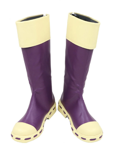 Milanoo Boko No Hero Academia Ashido Mina Halloween Cosplay Shoes
