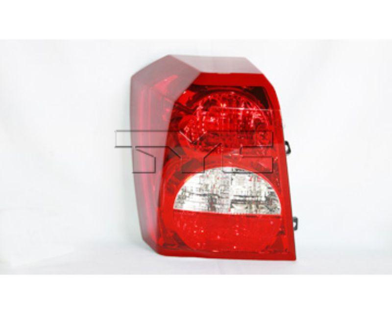 TYC Regular Tail Light Dodge Caliber 2008-2012