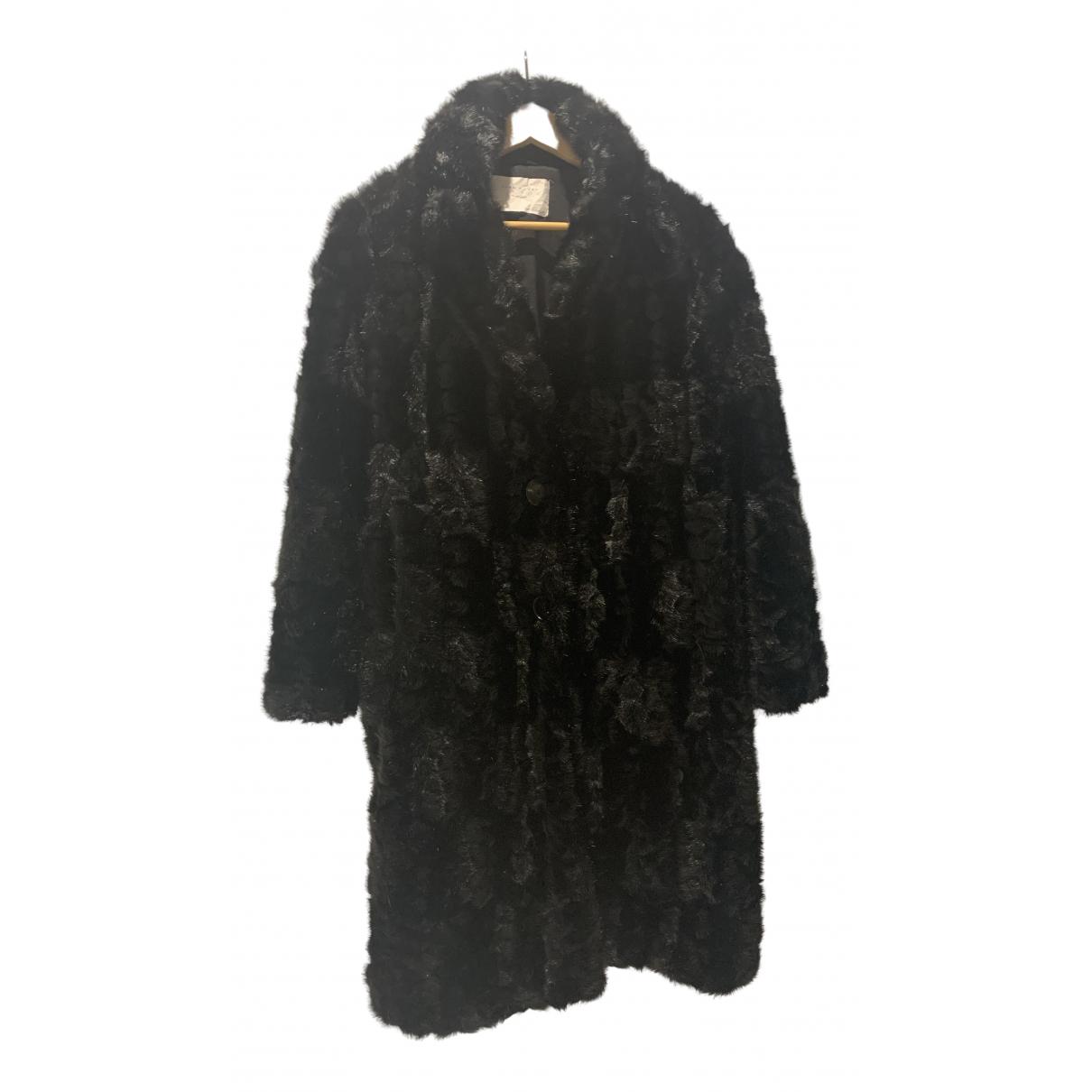 Zara \N Brown Faux fur coat for Women M International