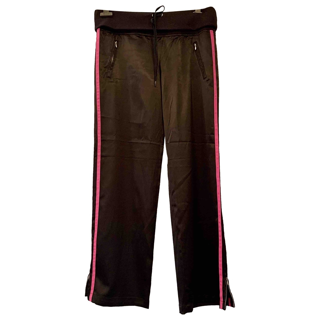 Miss Selfridge \N Black Trousers for Women 12 UK