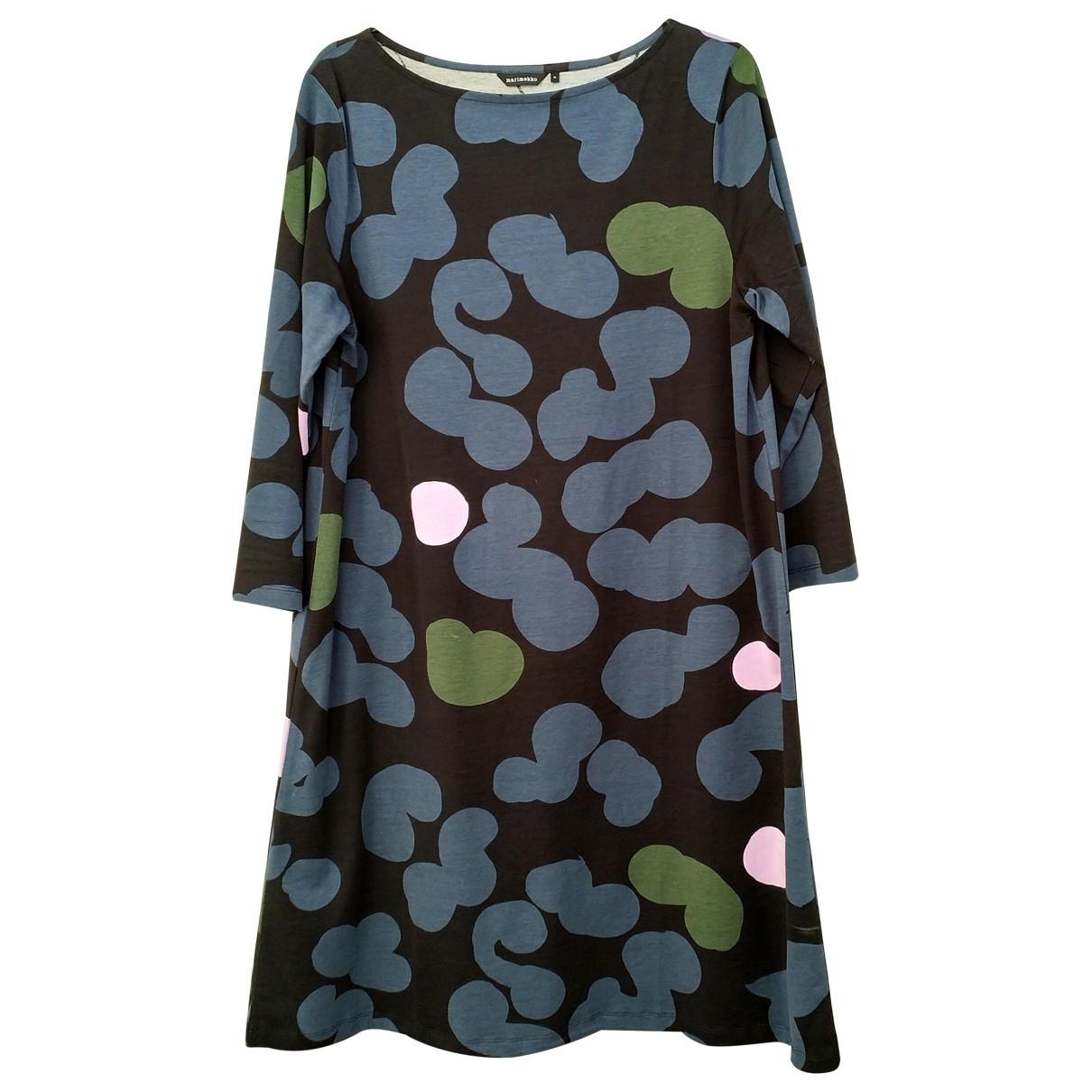 Marimekko - Robe   pour femme en coton