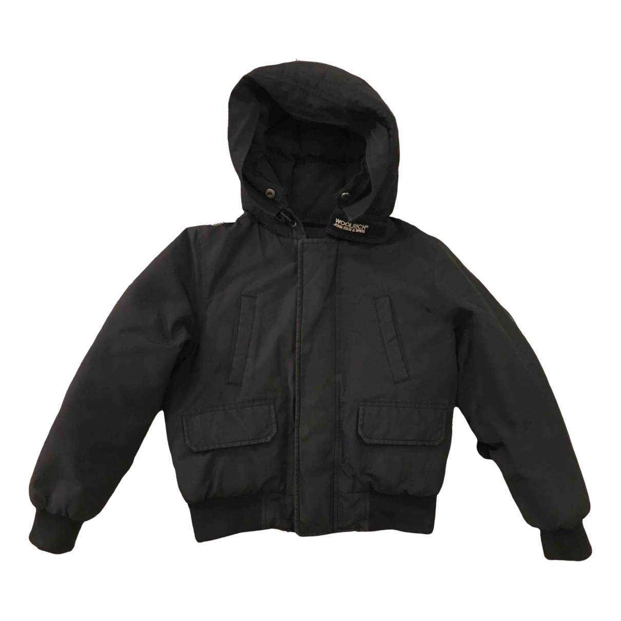 Woolrich \N Blue jacket & coat for Kids 8 years - up to 128cm FR