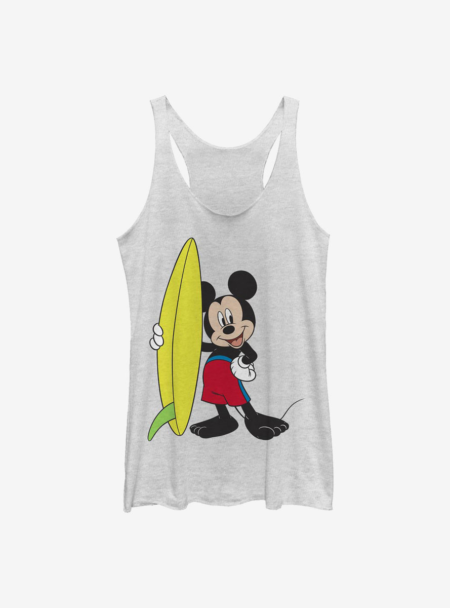 Disney Mickey Mouse Surf Womens Tank Top