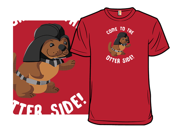 The Otter Side T Shirt
